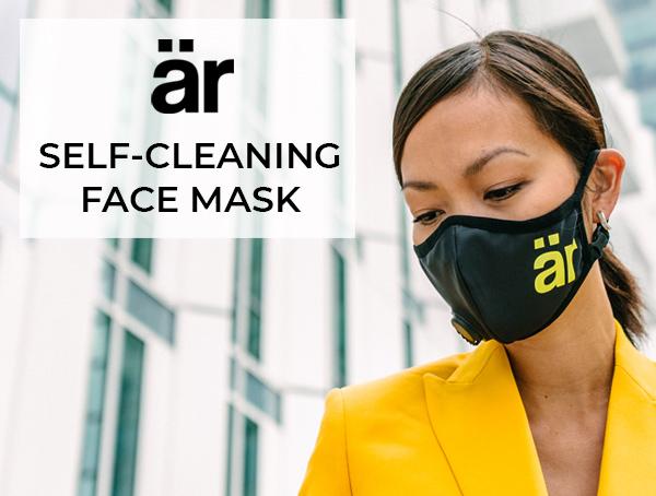 Arfacemask com 15% de desconto