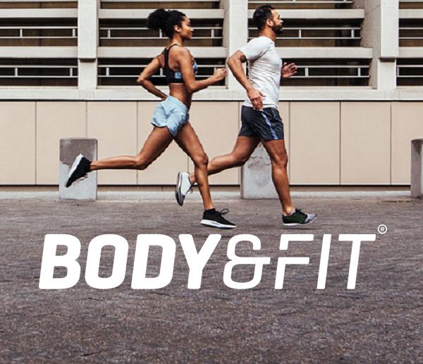 Body&Fit: Cashback em dobro